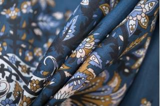 Блузочный шелк бордюрный Max Mara DRT-C4 31072046