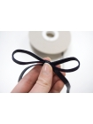 Плоский шнур вощеный темно-синий 6 мм PRT 01062004