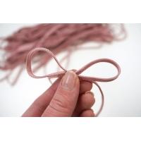 Шнур плоский розовый PRT 01062005