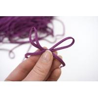 Шнур плоский фиолетовый PRT 01062006