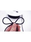 Круглый шнур темно-синий 3 мм PRT 01062020