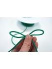 Круглый шнур травянисто-зеленый 3 мм PRT 01062021