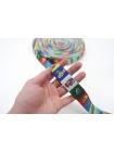 Резинка детская машинки 2,5 см ST 01062036