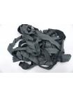 Резинка со шнуром 5 см серый шалфей PRT 01062039