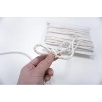 Шнур витой белый 6,5 мм ALT Г01 02062002