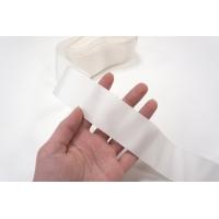 Белая репсовая лента 4 см PRT 04062027