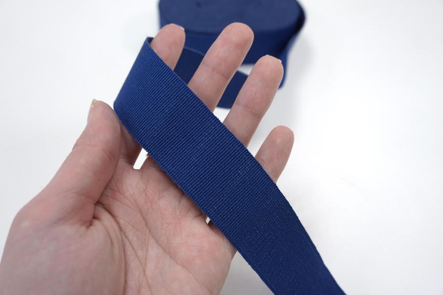 Лента репсовая глубокий синий 3 см ALT Д11 04062042