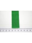 Лента репсовая ярко-зелёная 2,5 см ALT В04 04062057