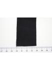 Лента репсовая черная 4 см ALT Ж22 04062060