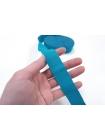 Лента репсовая ярко-голубая 2,5 см ALT В13 04062061