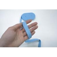 Лента репсовая небесно-голубой 1,5 см PRT 05062032
