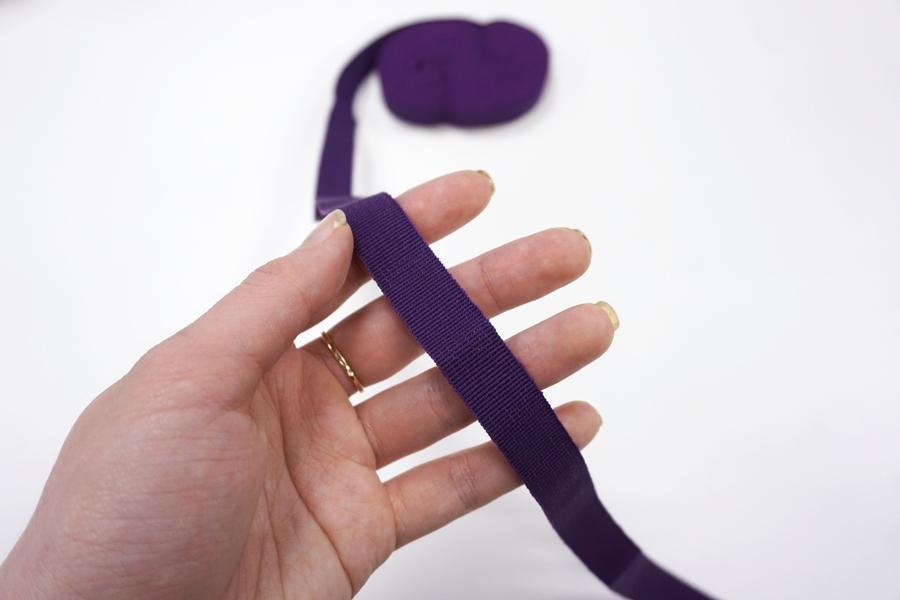 Лента репсовая фиолетовая 1,5 см ALT Б31 05062039
