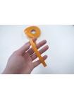 Лента киперная 1 см желто-оранжевая ALT А04 05062064