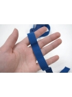 Лента репсовая синяя 1,5 см ALT Б24 06062002