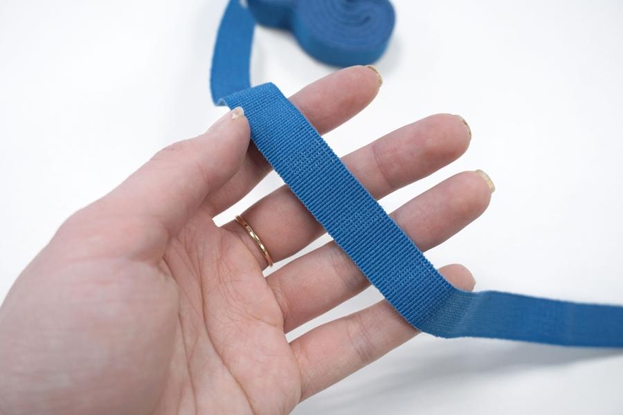 Лента репсовая светло-синяя 1,5 см ALT Б23 06062011