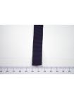 Лента репсовая темно-синяя 1,5 см PRT 06062016