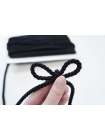 Шнур витой черный 6,5 мм ALT Г10 06062027