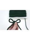 Шнур витой темно-зеленый 6,5 мм ALT Г07 06062031