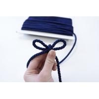 Шнур витой глубокий синий 6,5 мм ALT Г05 02062005