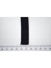 Лента репсовая черная 1,5 см ALT Б36 06062036