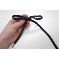 Шнурок темно-синий с металлическими концевиками 129 см PRT-A02 07022001