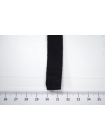 Лента репсовая черная 1,5 см ALT Ж11 07062029