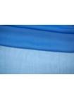 Шифон шелковый голубой деграде Marc Rozier LEO-АА3 26052011