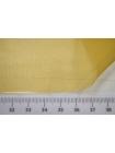 Шифон шелковый-креш желтый Marc Rozier LEO-O60 26052014