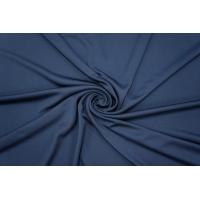 Трикотаж холодный вискозный серо-синий PRT-D2 02032001