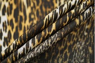 Джинса плотная леопард КУПОН PRT-F6 19012014