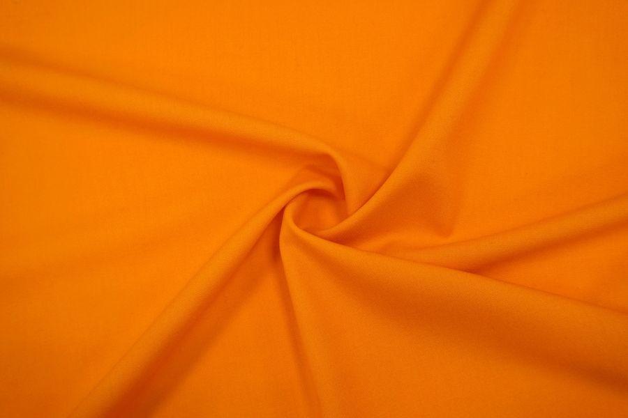 Костюмная шерсть оранжевая TRC-E4 20102018
