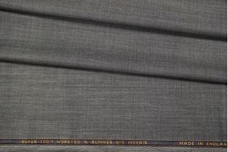 Плательная шерсть черно-белая super 100`s TRC-DD20 20102022