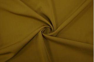 Костюмно-плательная шерсть темная зеленая горчица TRC-B7 20102064