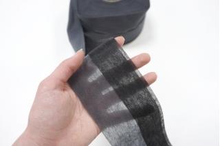 Лента клеевая серая с невидимым швом 8 см PRT 02062006