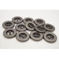 Пуговица костюмная из пластика серо-серебряная 23 мм PRT-(M)-  27092014