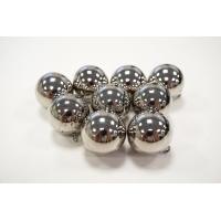 Пуговица-шарик костюмно-пальтовая металл серебряный 20 мм PRT-(M)-  27092027