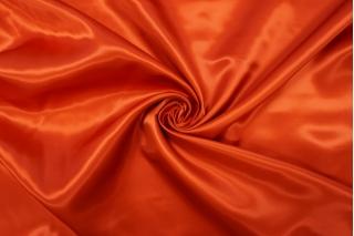 Подкладочная вискоза красно-рыжая PRT-В5 15012017