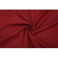 ОТРЕЗ 2,8 М Костюмно-плательная шерсть бордовая би-стрейч PRT-(44)-16012004-2