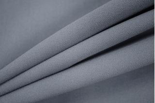 Креп вискозный серый PRT-H6 20012007