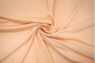 Холодный креповый трикотаж персиковый PRT-D3 21012026
