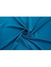 Холодный креповый трикотаж синий PRT-D2 21012030