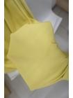 Холодный креповый трикотаж бледно-желтый PRT-N2 21012039
