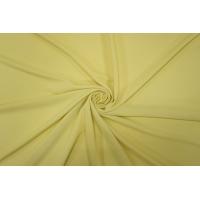 ОТРЕЗ 1,8 М Холодный креповый трикотаж бледно-желтый PRT-(55)- 21012039-1