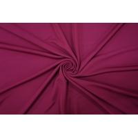 Холодный креповый трикотаж вишневая фуксия PRT-D3 21012042