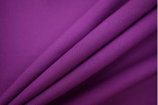 Холодный креповый трикотаж фиолетовый PRT-D3 21012044