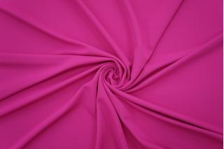 Холодный креповый трикотаж ярко-розовый PRT-N3 21012045