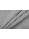 Креп костюмно-плательный поливискозный светло-серый Hugo Boss NST.H-G20 31082034