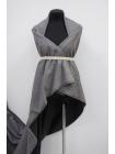 Пальтово-костюмная шерсть серая TXH-G7 09102003