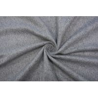 ОТРЕЗ 1,9 М Пальтово-костюмная шерсть серая TXH-(СТ)- 09102003-1