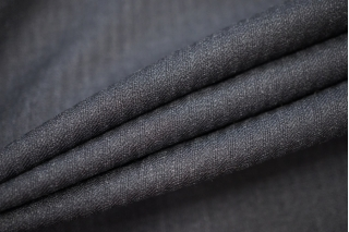 Костюмная шерсть тонкая графит TXH-I7 09102012